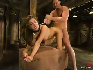 Petite Schoolgirl Gets Gagged And Balled Severely